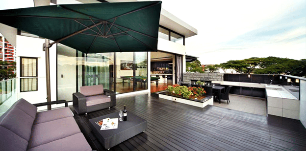 5 Balcony Ideas For Your House So You'll Always Have An Area