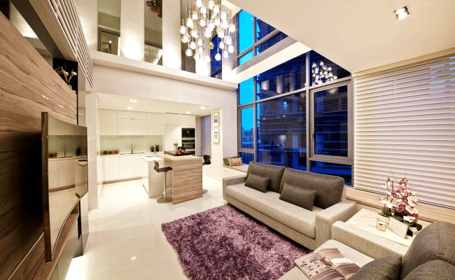 Beautiful Living Spaces That Are Highly Functional and Cozy (10)