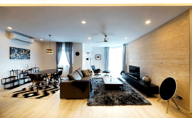 Beautiful Living Spaces That Are Highly Functional and Cozy (5)