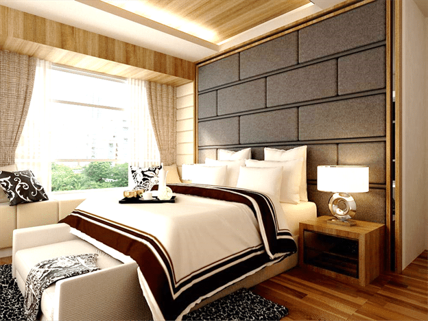 Design Your Way Chic bedroom wall designs (5)
