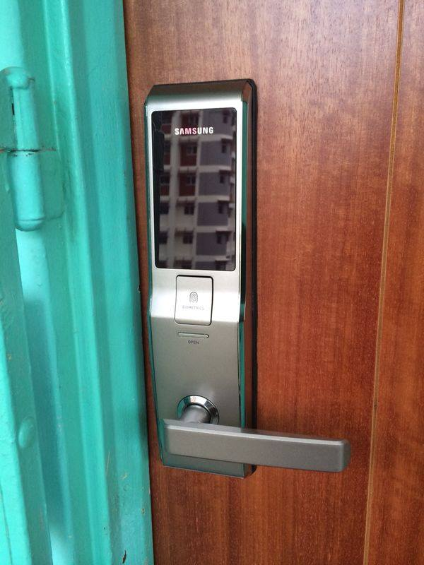 Enhanced style and security of Digital Locks (1)