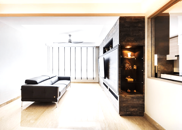 Exceptional TV Lounges to Relax Yourself (4)