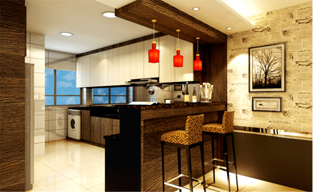 Five Standout Kitchen Bar And Stools 1 Home Renovation Singapore