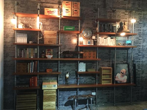 Home Interior Beautiful book storage ideas (1)