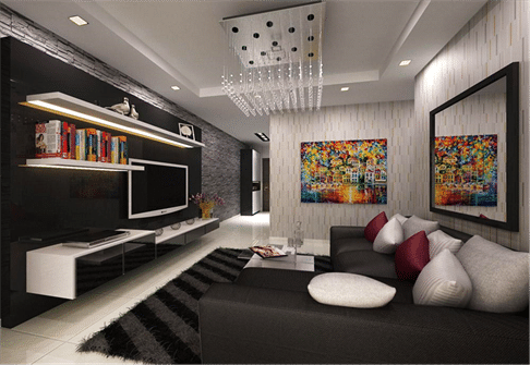 Home Interior Beautiful book storage ideas (4)