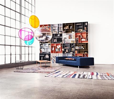 Home Interior Beautiful book storage ideas (5)
