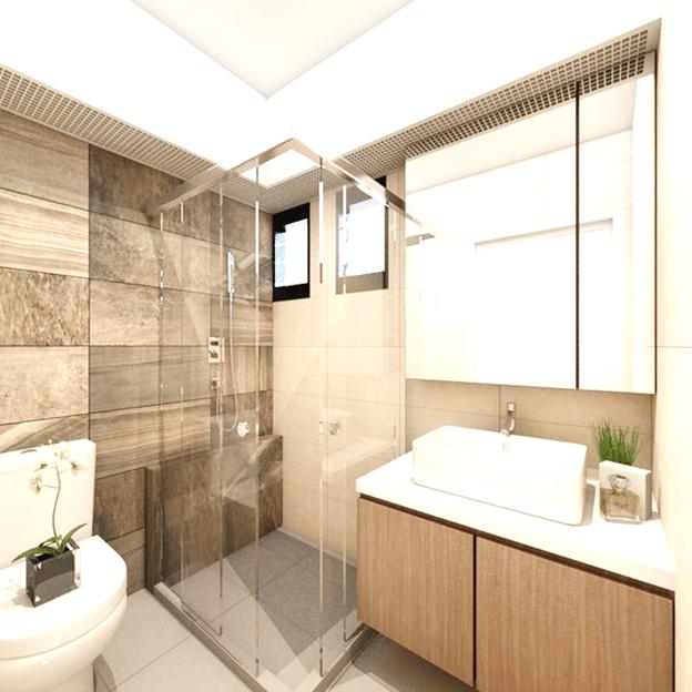 Renovation ideas for bathrooms