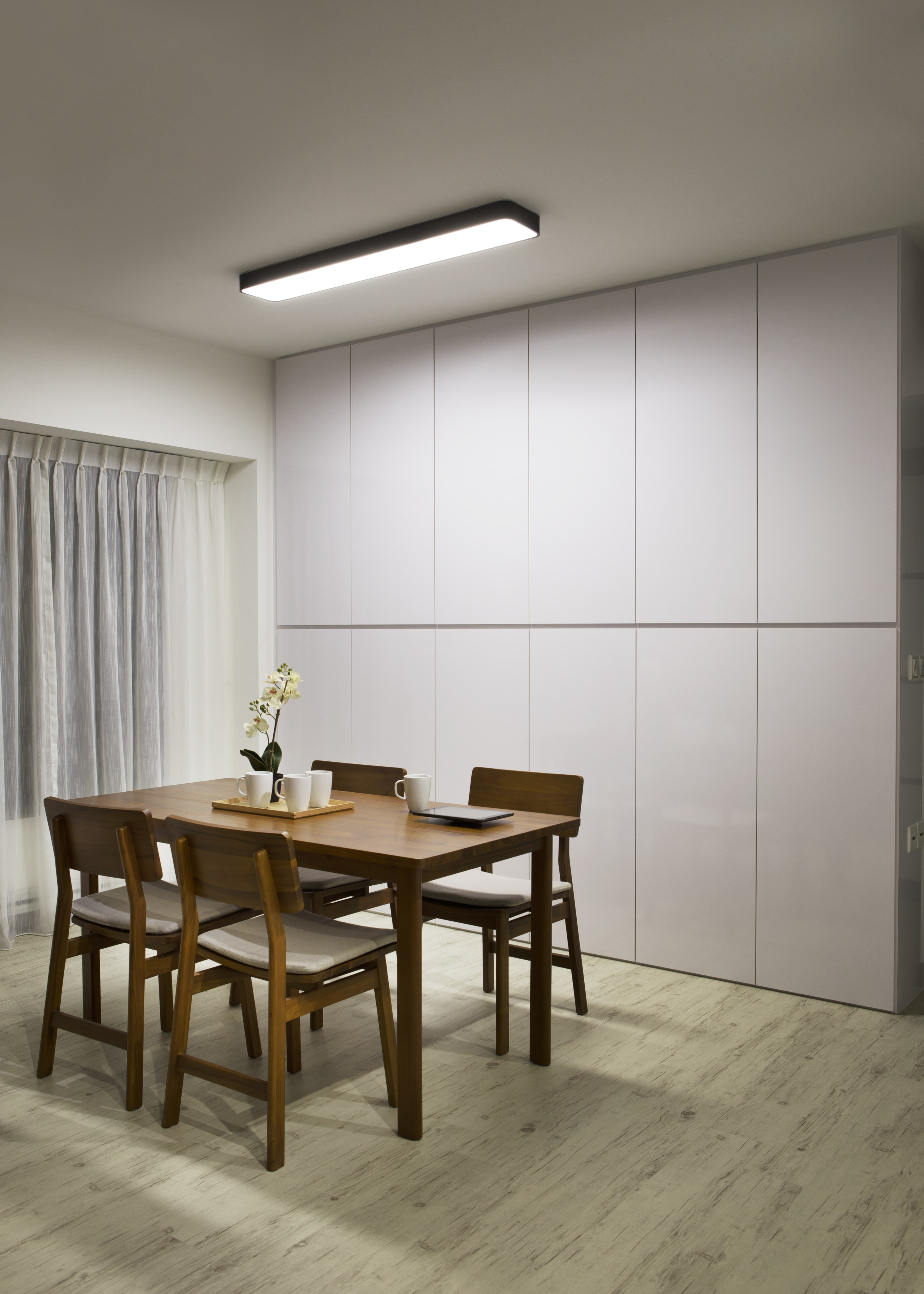 Minimalist interior design 1 home renovation singapore for Minimalist home design singapore