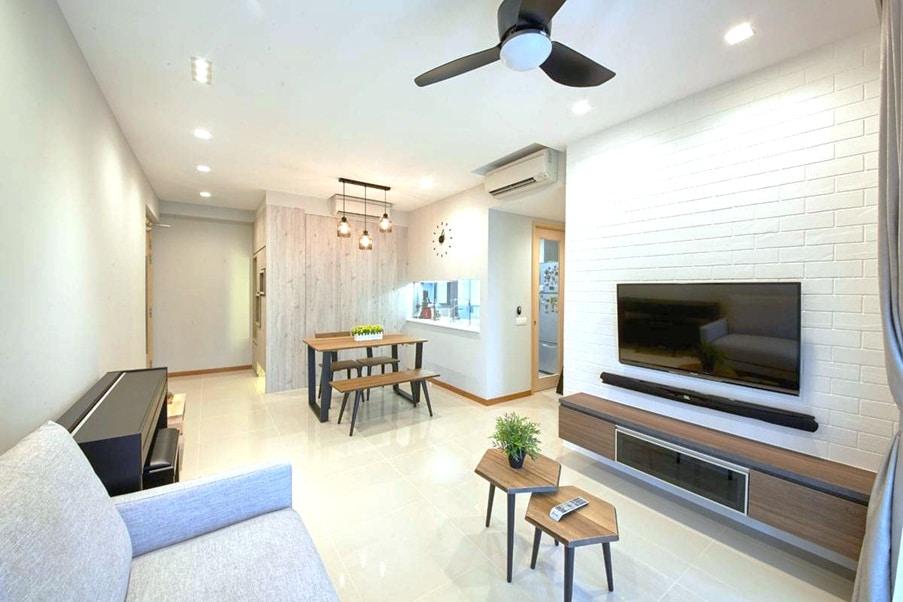 Scandinavian Interior Design That Demonstrates A Modern