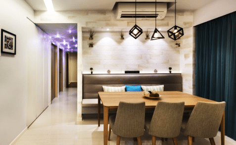 Stunning Art Accessories Present a Serene Impression in These Innovative Interiors (7)