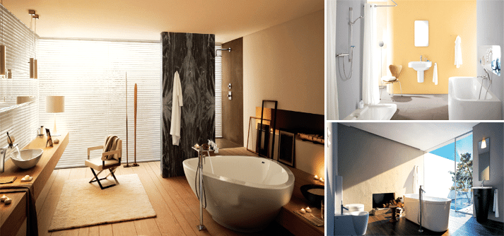 Stunning bathrooms that you would fall in love with (2)