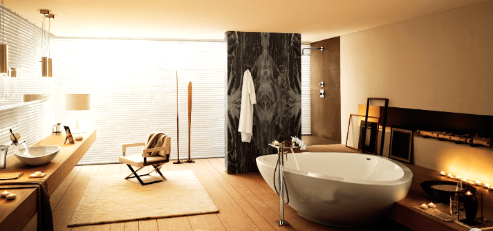 Stunning bathrooms that you would fall in love with (6)
