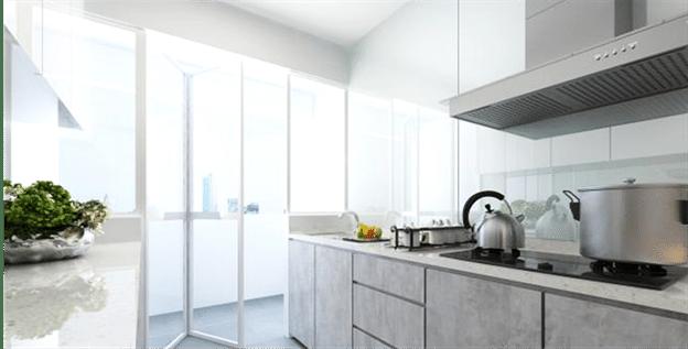 Tiny Condo Kitchens you'll love (1)
