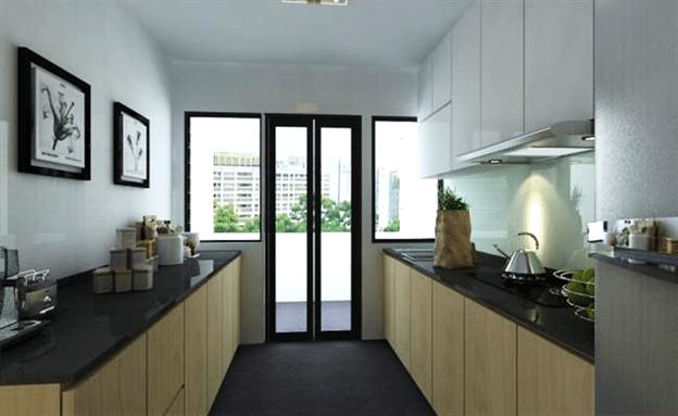 Tiny Condo Kitchens you'll love (3)