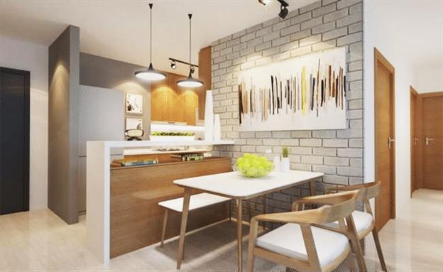 Tiny Condo Kitchens you'll love (5)