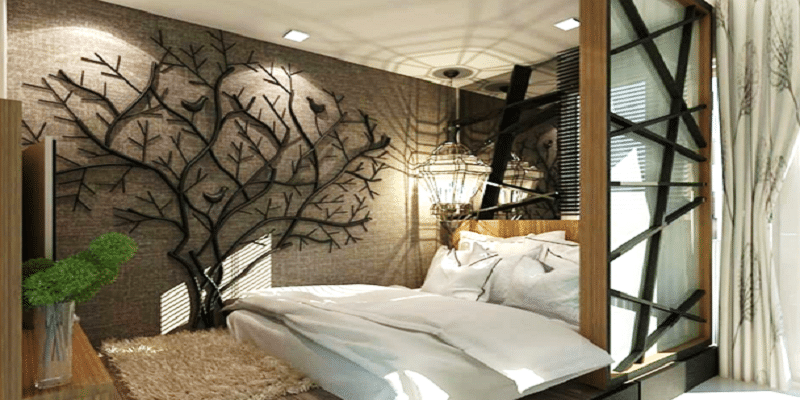 Beautiful designs that utilize space perfectly