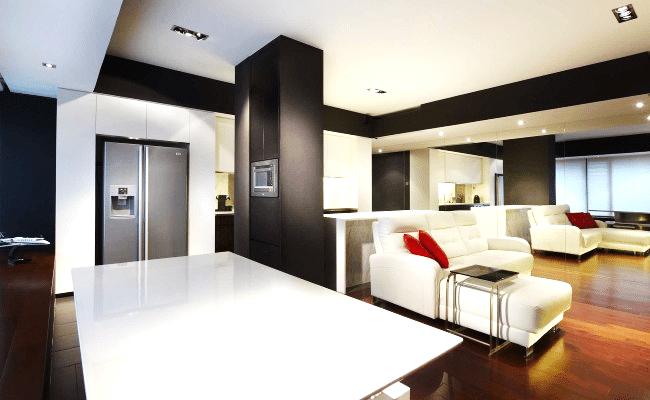 Clean Lines and Elegant Attitude Fashion These Spectacular Minimalist Interiors (1)