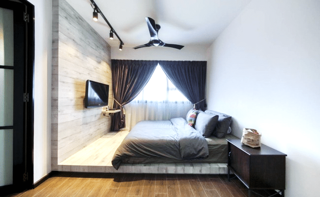 Cozy Modern Bedrooms with a Stunning Edge (1)