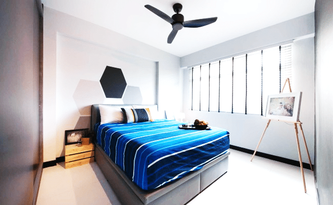 Cozy Modern Bedrooms with a Stunning Edge (2)