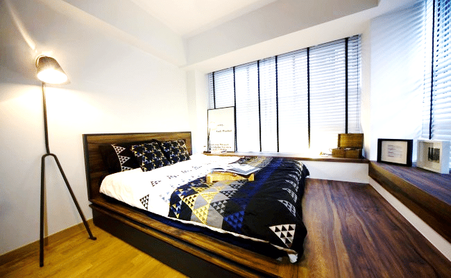 Cozy Modern Bedrooms with a Stunning Edge (3)