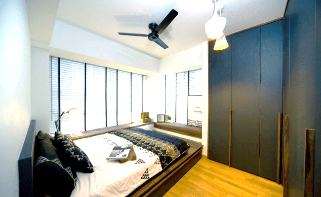 Cozy Modern Bedrooms with a Stunning Edge (4)