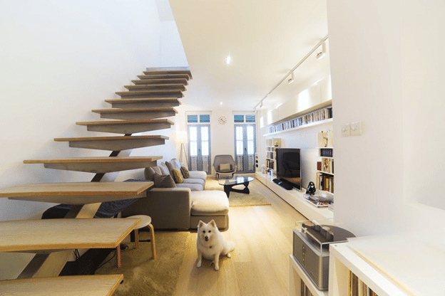Find Out Which Staircase Design is Best For your house (6)