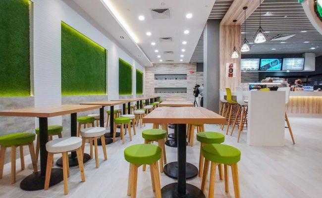 Interior Design Renovation Commercial Project GreenCroft Marina One (3)