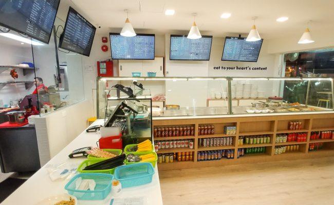 Interior Design Renovation Commercial Restaurant Project GuCheng (3)