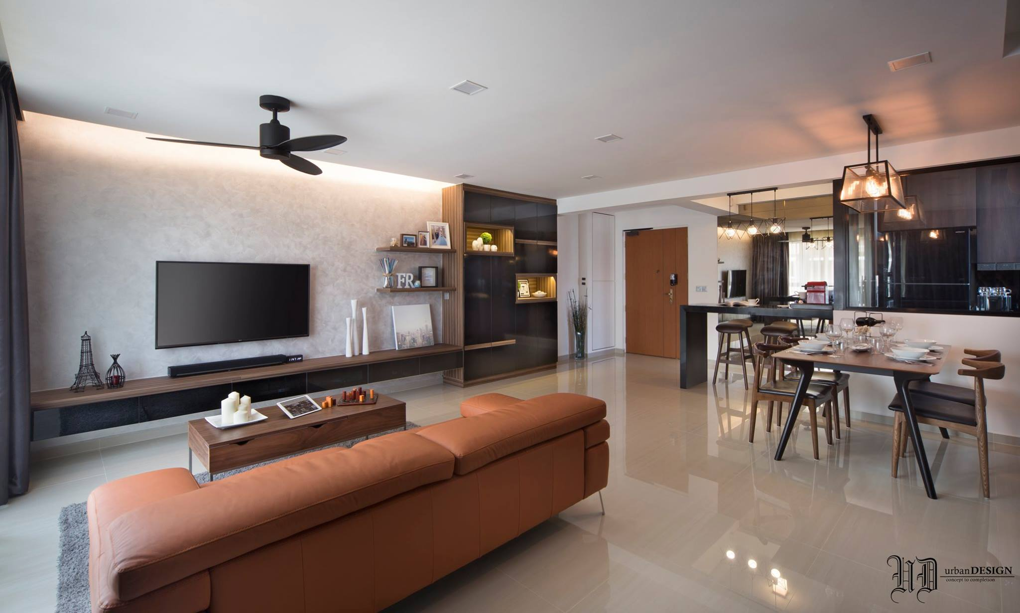 Home interior design singapore interior designershome for Interior design for 5 room hdb flat