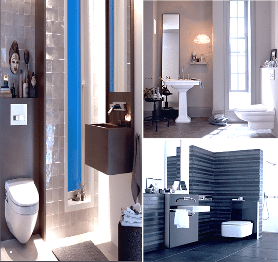 Perfect sanitary ware products to design stunning bathrooms (4)