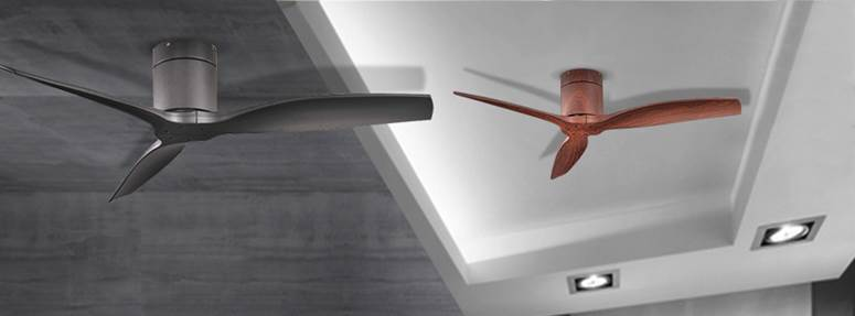 Tasteful fans for modern interiors (3)
