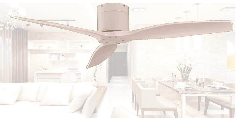 Tasteful fans for modern interiors