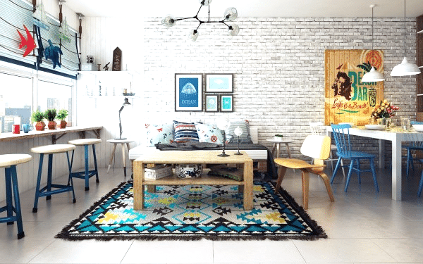 The Beautiful and the Soft – A Breezy Take on Interior Design (2)