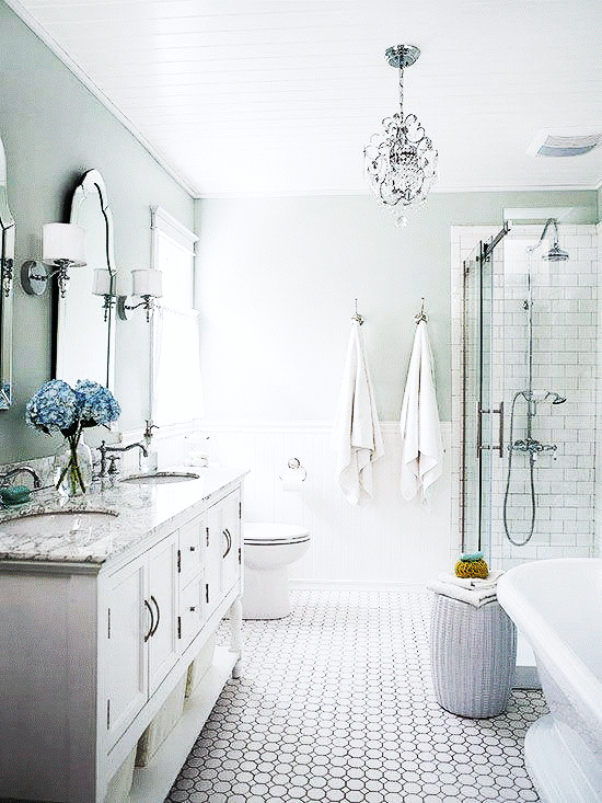 Transform your home with these perfect bathrooms