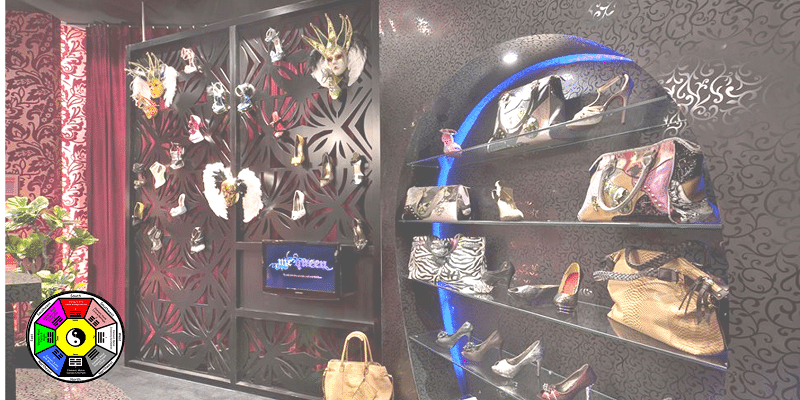 Feng Shui of the week: Full Height Shoe Cabinet