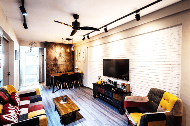 A Bohemian take on Rustic Interiors (2)