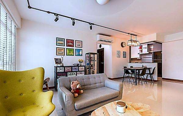 Contemporary interior design that is super alluring
