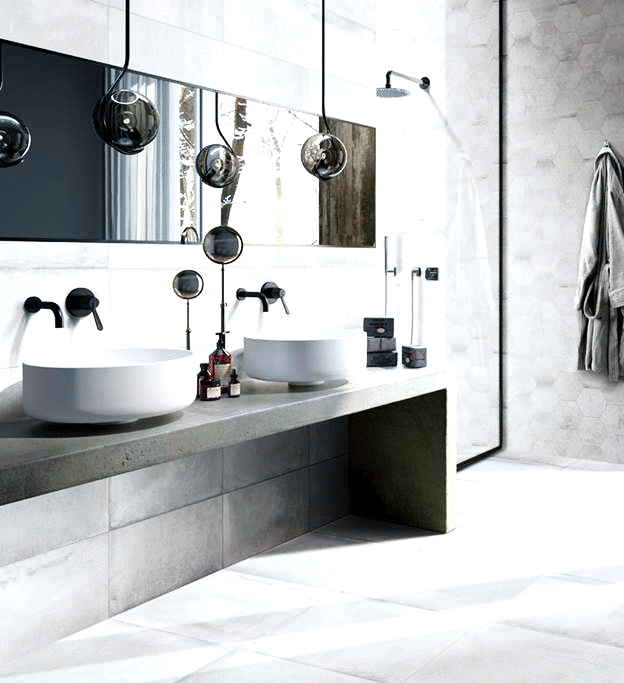 Dreamy bathrooms with fantastic beauty (1)