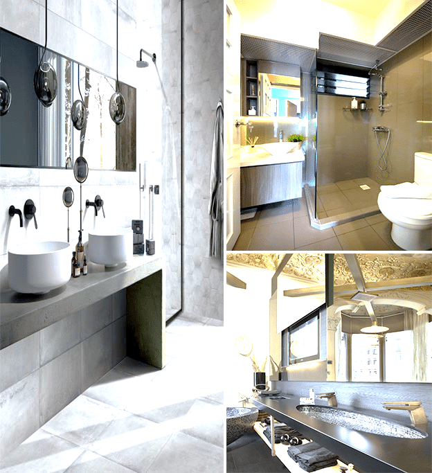 Dreamy bathrooms with fantastic beauty (2)