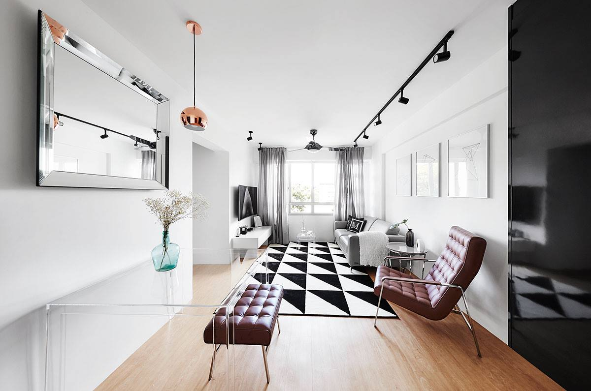 Interior Design Blogs Best: You Will NEVER Believe This Is A HDB Interior Design