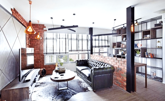 Industrial Interiors with Chic Flavor and Impressive Visual Harmony (12)