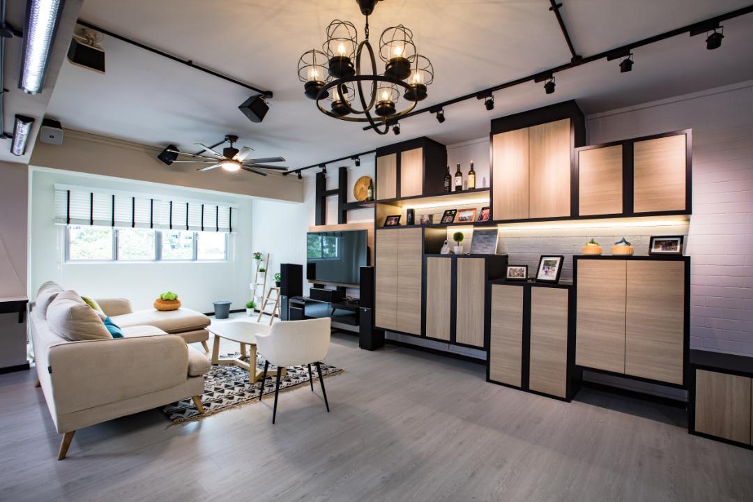 Scandustrial interior design that look unique - How to bill for interior design services ...