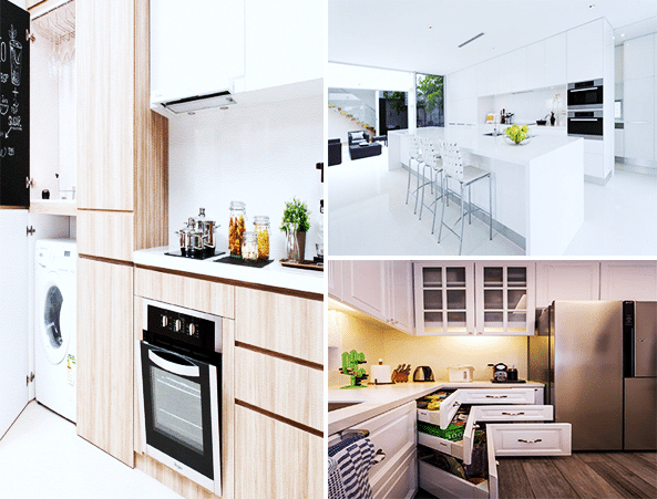 Marvelous kitchens with eye striking colors (2)