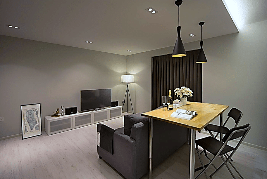 Minimalist interior design convenient and aesthetical for Minimalist interior design