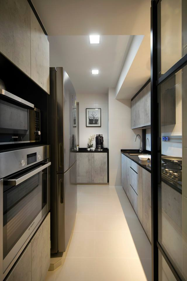 Minimalist interior design convenient and aesthetical for Minimalist home design singapore