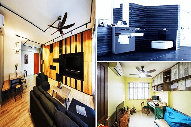 Modern trends in interior designing (2)