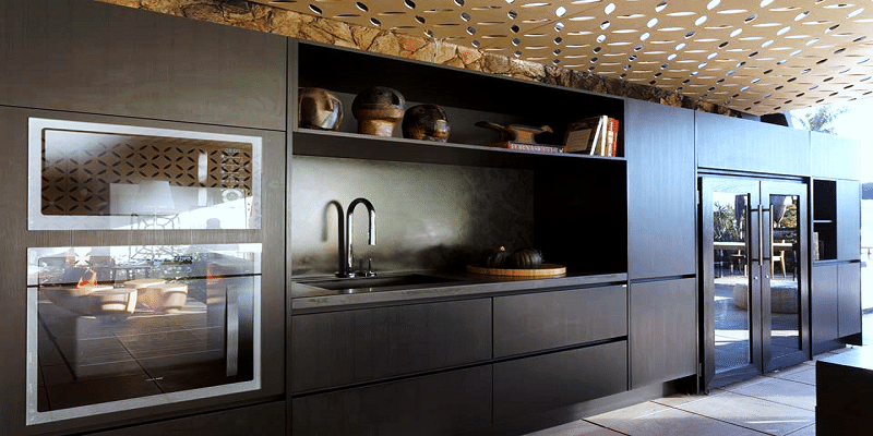 Use the Power of Innovative Surfaces to make spectacular Kitchens