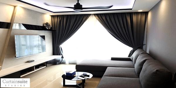 curtain Suite
