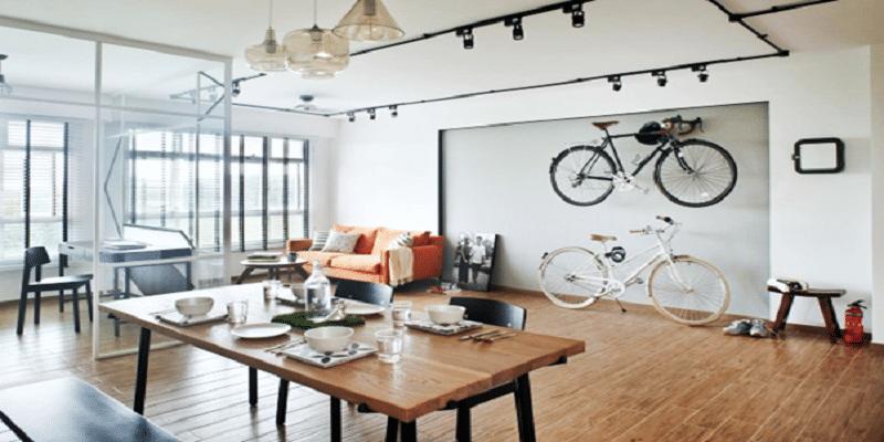 Absorbing Flavours of a Minimal Scandinavian Home