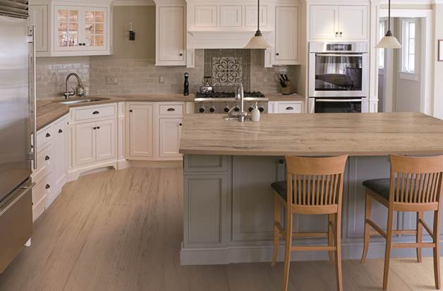 Countertops with the perfect play of textures (3)